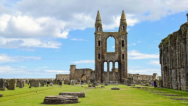 Tags: scotland, st andrews, cathedral